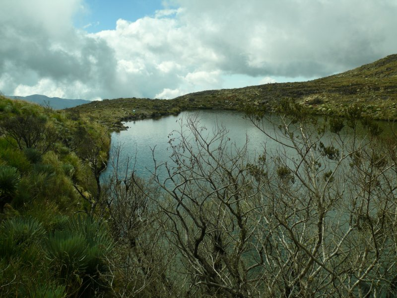 Laguna Las Lajas
