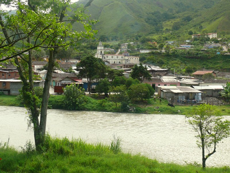 Rio Mucuchachi