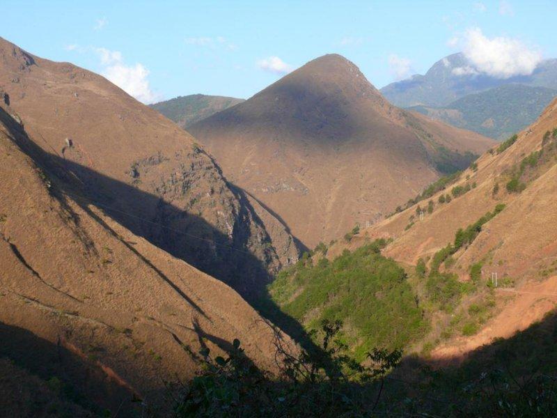 Valle del rio Canagua