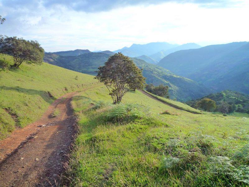 Paisaje de Mucucharaní (Mucutuy)