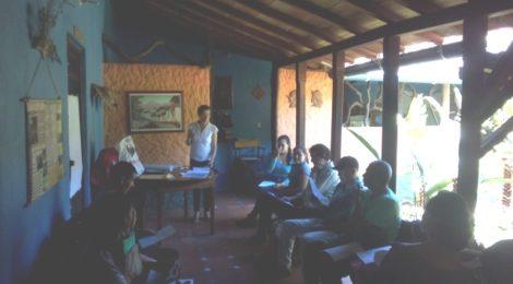 Marisol Rondon encabeza asamblea general de Mucusur en el pueblo de Mucuchachi