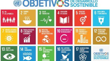 Objetivos desarrollo sostenible 2030. Fuente: PNUD