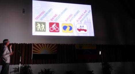 Presentación Proyecto Andes Sur: los 4 productos