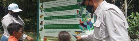 Para proyecto ANDES SUR fase II Programa Andes Tropicales evalúa servicios turísticos en Pueblos del Sur